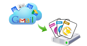 Gmail Backup Tool For Mac & Win - Export Gmail Emails to PST